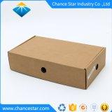 Caixa de dobra de papel ondulado personalizados com o inserto de papelão
