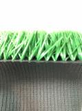 Прочного UV сопротивление пластиковые искусственных травяных на футбольном поле