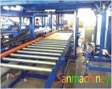 Cadena de producción del panel de pared del panal de la mejora/maquinaria automáticas