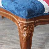 Sofà del tessuto del Jack del sindacato di stile elegante dell'annata per il salone