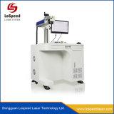 3 ans de garantie de marquage laser à fibre/machine de gravure