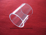 Bereiftes Quarz-Glashochtemperaturgefäß