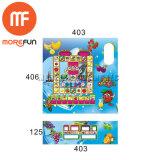 Macchina a gettoni del gioco della frutta della frutta LED Bartop della scanalatura di Mario della macchina del gioco