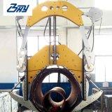 Le fil hydraulique de diamant la machine de découpage concrète a vu/pipe - DWS1636