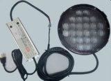 9pulgadas azul 24 LED Spotlight Spotlight para de grúas y equipos pesados