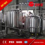système micro de brasserie de 1bbl 3bbl 5bbl 10bbl 15bbl 20bbl, matériel de brassage de bière