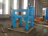 FRP GRPのガラス繊維の管の管シリンダー巻上げ機械