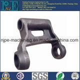 Изготовленный на заказ сталь углерода высокой точности куя автомобильный шаровой шарнир