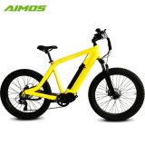 Heiß weg vom Straßen-MITTLERES Laufwerk-elektrischen fetten Fahrrad