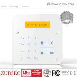 WiFi APP 통제를 가진 무선 주택 안전 강도 GSM 경보