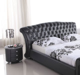 Кровать A8001# античной кровати классическая