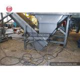 HDPE Plastik verwendete Kanister, die Zeile waschen