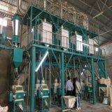 Farine à pain de produit de moulin de la farine de blé 36t/24h