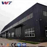 Estructura de acero del taller del bajo costo de China del almacén de la luz prefabricada del edificio para la venta