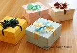 De Doos van de Gift van het Lint van het karton voor het Pakket van de Cake