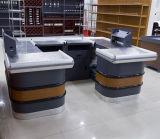 Modèle de caisse de sortie de système de matériel de caissier pour le supermarché ou le commerce au détail
