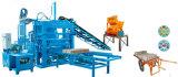 Zcjk4-20A automatischer hydraulischer Kleber-Ziegelstein-Block, der Maschine herstellt
