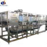 1200bph automatique 5 gallon d'eau minérale Machine d'emballage du fourreau/machines de remplissage