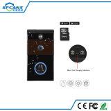 Macchina fotografica senza fili del campanello della batteria di WiFi del portello di rilevazione e di visione notturna di movimento