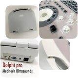 Ultra-sonografia Meditech 16 tipos de afixação da posição da sonda