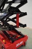 Zs0607W hidráulicos Scissor la plataforma de trabajo aéreo de las elevaciones