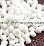 PP Masterbatch를 단단하게 하는 플라스틱 원료 플라스틱 Dana PP 입자 백색 색깔