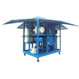 Macchina di filtrazione utilizzata dell'olio del condensatore dell'olio isolante dell'olio del trasformatore (ZYD-100)