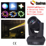 Multifuncional 330W 15r Beam Spot Wash Disc Moving Head Light