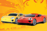 Giocatori di DVD dell'Giocattolo-Automobile