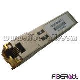 1000Base-T de cobre SGMII Transceptor SFP de RJ45 para Ethernet Gigabit Switch