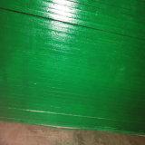 El contrachapado revestido de plástico para la decoración o la construcción o mobiliario