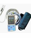 Moniteur patient Moniteur de pression sanguine Capteur SpO2 (CE et FDA) --Pm50