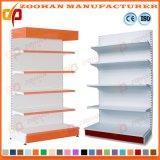 強い金属の表示棚付けのスーパーマーケットの記憶装置のゴンドラの棚(Zhs82)