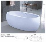 Pequeña bañera libre barata con el material de acrílico