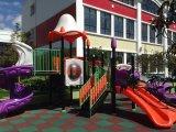 2018 удобной пластиковой структуру для детей игровая площадка на открытом воздухе Yl - K165