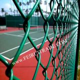Singarpore Marketのための橋Stainless Steel Rope Flex Mesh Fence