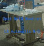 手動ハンドルの倍の側面のスポット溶接機械