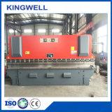 Freno di piastra metallica della pressa idraulica da vendere (WC67Y-125TX4000)
