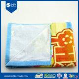 習慣によって印刷されるギフトの綿のビーチタオル
