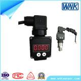 Indicador LED de Transmissor de Pressão Inteligente 4-20mA, Módulo Transmissor