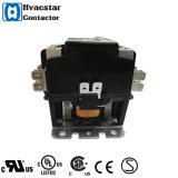 Contactor de poste del contactor 2 del DP de la UL 24 bobinas de voltio