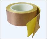 Tessuto della vetroresina del Teflon con la carta del rilascio