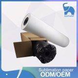 111.8cm y 160cm de tamaño del rollo de papel de transferencia térmica.