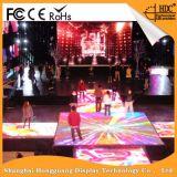 中国の製造者からの軽量の屋内P5多色刷りの大きい舞台裏の使用されたLED表示