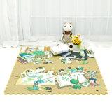 Eco weicher Schaumgummi-blockierenkind-Spiel-Puzzlespiel EVA-Fußboden-Matten