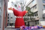 Noël gonflable personnalisé neuf de père pour la décoration