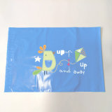 環境に優しい印刷されたロゴの衣服包装の郵送袋の多郵便利用者