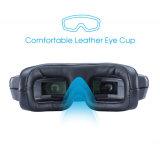 Aio de venda quente que compete os óculos de proteção/vidros video de Fpv HD do brinquedo do receptor