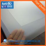 Bueno planitud Borrar Matt PVC Hoja rígida, Sin Crease transparente Hoja Frosted PVC para la caja plegable