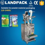 Lage Prijs 4 de Zij Automatische Machine van de Verpakking van de Koffie van de Espresso 20g
